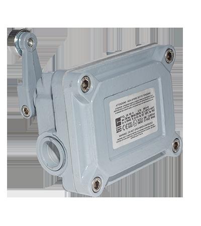 Limit switches for hazardous area