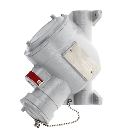 Socket FSQ for hazardous area