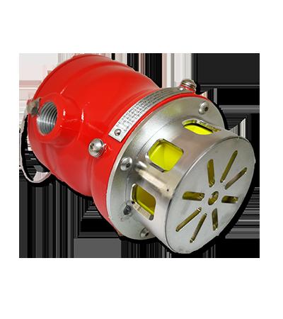 Acoustic signaller ETS30 for hazardous area