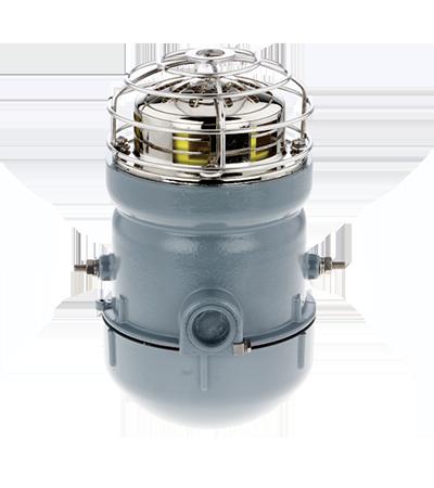 acoustic signaller ETS60 for hazardous area
