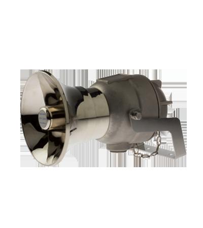 Acoustic signaller ETH12 for hazardous area