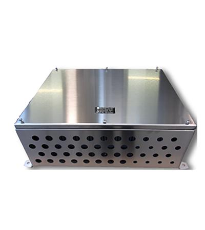 Stainless steel enclosures CBX for hazardous area
