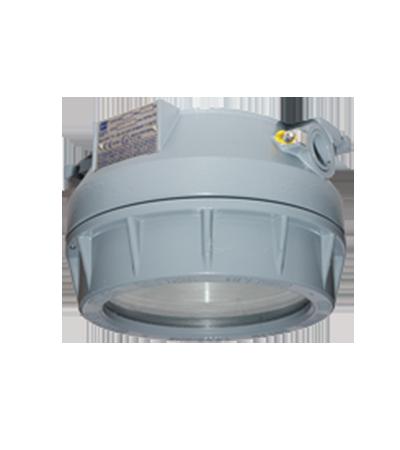 Lighting fixture EVS for hazardous area