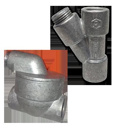 Sealing joints EZS EYS for hazardous area